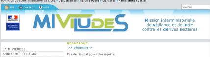 Les Raëliens de France Indignés par la demande d'immunité pour la Miviludes