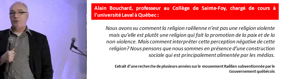 Alain Bouchard, sociologue