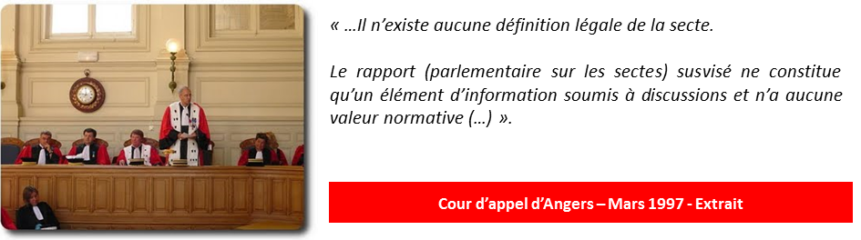 Cour d'appel d'Angers