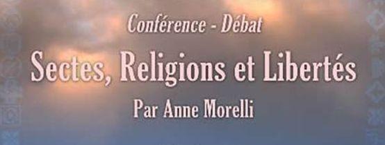 Conférence d'Anne Morelli à Paris le 28 novembre 2014
